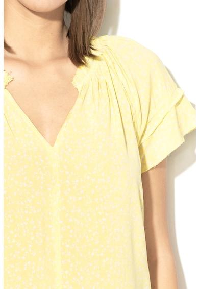 GAP Bluza lejera din modal Femei