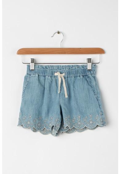 GAP Къс панталон с връзка и бродерии Момичета