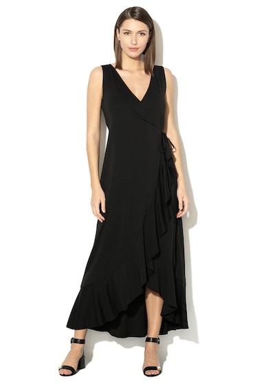 Banana Republic Дълга рокля с асиметричен подгъв Жени