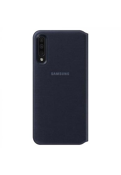 Samsung Husa de protectie  Wallet pentru Galaxy A50 (2019), Black Femei