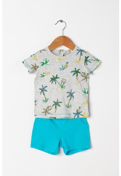 United Colors of Benetton Set de tricou si pantaloni Baieti
