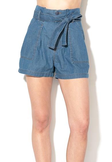 Sisley Къси дънки с висока талия Жени