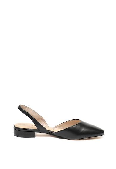 Tamaris Pantofi slingback de piele Femei