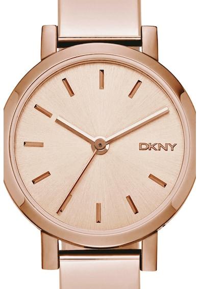 DKNY Ceas cu trei indicatoare Femei