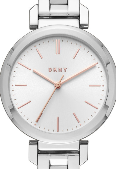 DKNY Ceas quartz cu logo pe cadran Femei