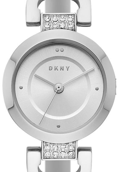 DKNY Ceas decorat cu cristale Femei
