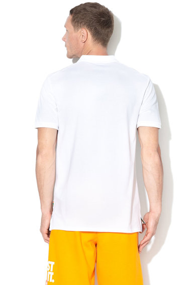 Nike Тениска за тенис Heritage с яка и лого Мъже