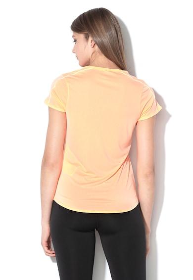 Nike Tricou cu logo si Dri-Fit, pentru tenis Femei