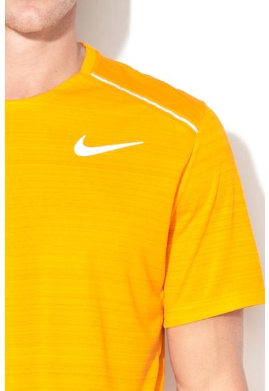 Nike Miler futópóló Dri-Fit technológiával férfi