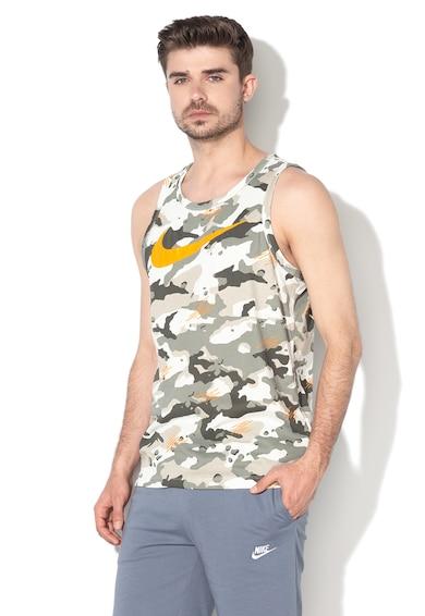 Nike Top cu imprimeu, realizat cu Dri-Fit Barbati