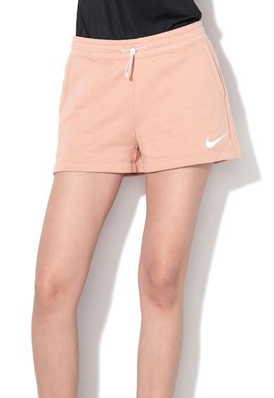 Nike Pantaloni scurti cu snur Swoosh Femei