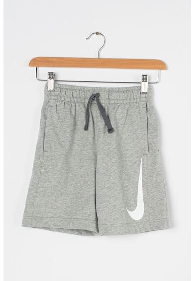 Nike Bermude sport cu snur in talie Baieti