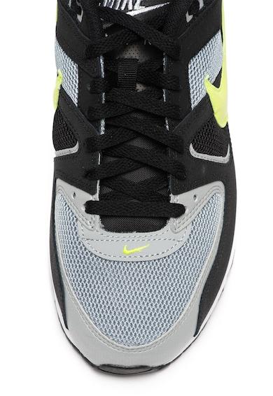 Nike Спортни обувки Air Max Command с кожа Мъже