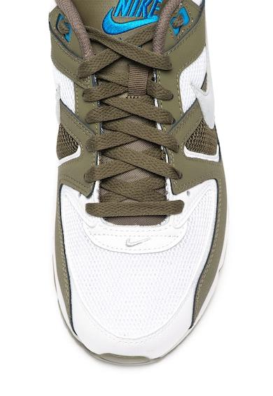 Nike Pantofi sport cu garnituri de piele Air Max Command Barbati