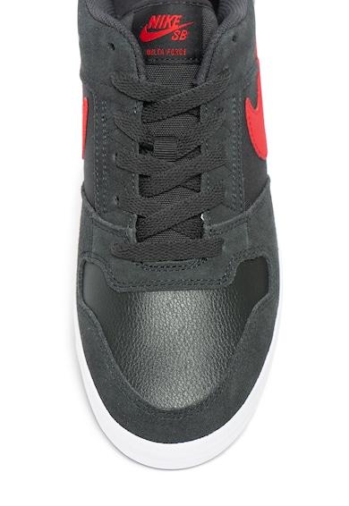 Nike SB Delta Force Vulc Unisex sneaker nyersbőr szegélyekkel női