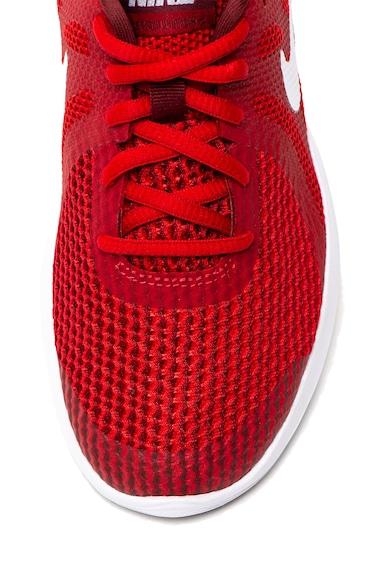 Nike Revolution 4 könnyű súlyú hálós anyagú sneaker Fiú