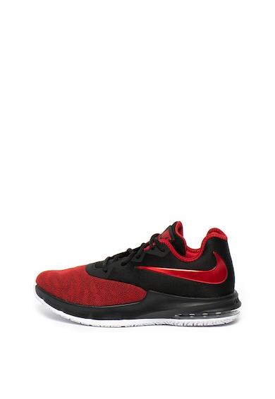 Nike Unisex Air Max Infuriate III kosárlabdacipő hálós réteggel női