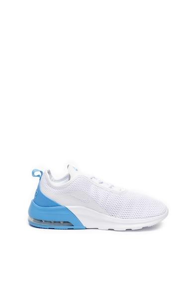 Nike Pantofi sport cu insertii de plasa Air Max Motion Barbati