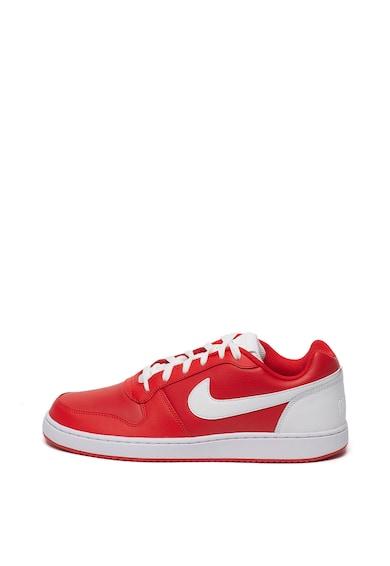 Nike Ebernon alacsony szárú sneaker bőrszegéllyel férfi