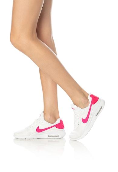 Nike Air Max Oketo textil sneaker kontrasztos rátétekkel női