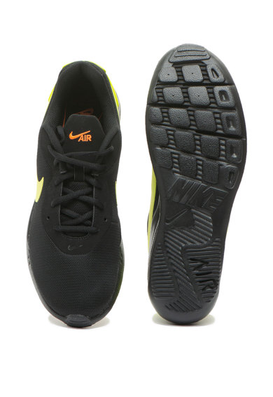 Nike Pantofi sport din material textil cu aplicatii contrastante Air Max Oketo Barbati