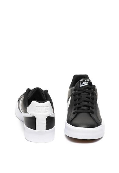 Nike Court Royale bőr sneaker műbőr logóval férfi
