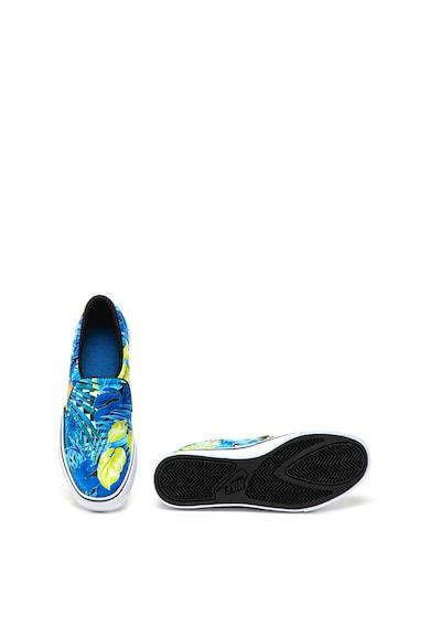 Nike Court Royale trópusi mintás bebújós cipő női