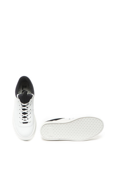 Levi's Pantofi sport wedge de piele Mullet Femei