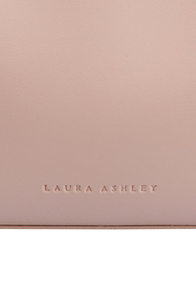 Laura Ashley Geanta de piele ecologica, cu bareta de mana Femei