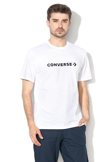 Converse Cikkcakk mintás póló logóval férfi