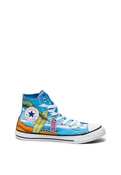 Converse Chuck Taylor All Star mintás cipő Lány