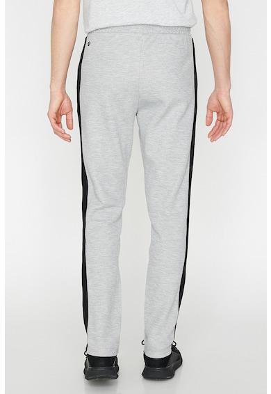 KOTON Pantaloni jogger cu detaliu text Barbati