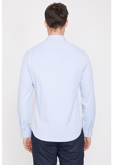 KOTON Риза с дълги ръкави и джоб на гърдите Мъже