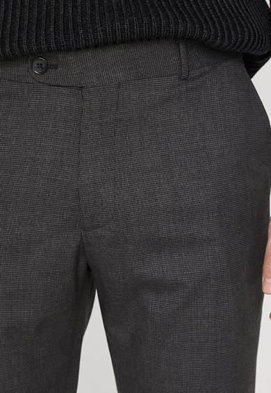 KOTON Pantaloni slim fit cu talie medie Barbati