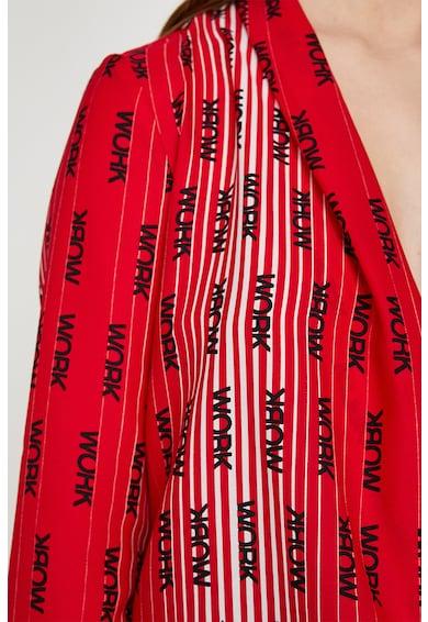 KOTON Bluza cu decolteu cache-coeur si diverse modele Femei