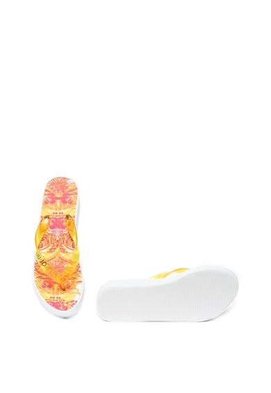 Liu Jo Trópusi mintás flip-flop papucs női