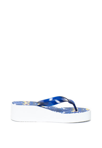 Liu Jo Telitalpú virágmintás flip-flop papucs női