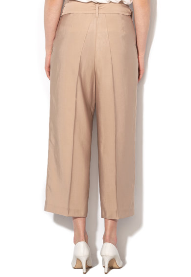 Liu Jo Pantaloni cu talie inalta si croiala ampla Femei