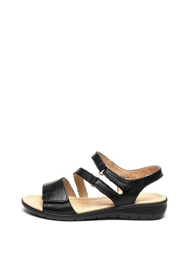 Caprice Sandale de piele cu velcro Femei