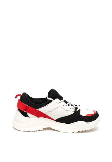 Bullboxer Омекотени спортни обувки в цветен десен Жени