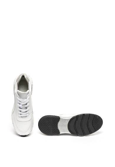 Bullboxer Спортни обувки от кожа и велур Жени