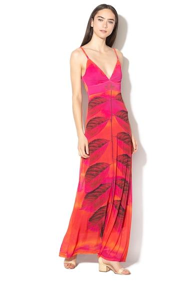 DESIGUAL Rochie maxi cu imprimeu floral Marcela Femei