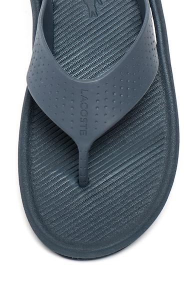 Lacoste Чехли Croco с лого Мъже