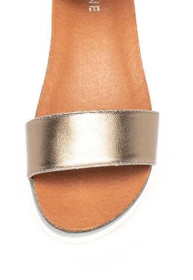 Zee Lane Sandale de piele, cu bareta pe glezna Lady Femei