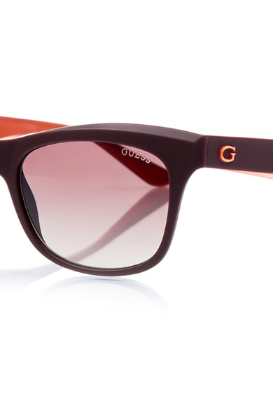 Guess Слънчеви очила с лого Жени