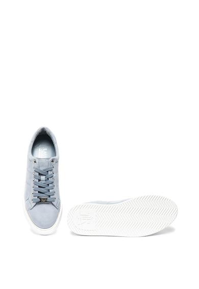 Lauren Ralph Lauren Angeline nyersbőr sneaker női