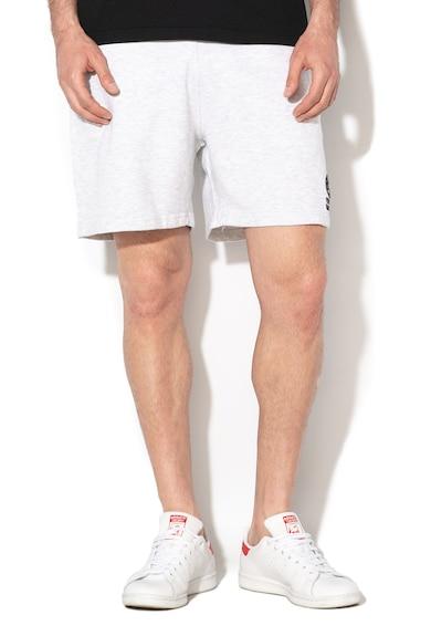 Franklin & Marshall Pantaloni sport scurti cu snur pentru ajustare Barbati