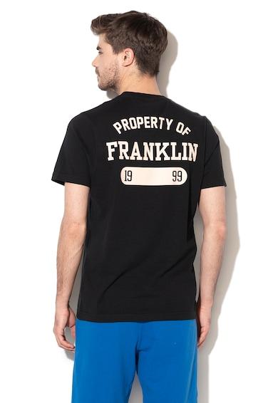 Franklin & Marshall Tricou cu broderie logo Barbati