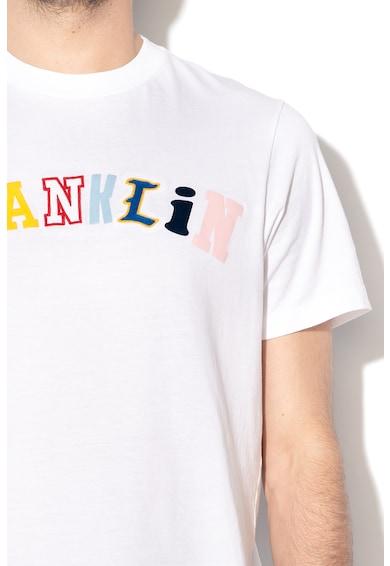 Franklin & Marshall Tricou cu imprimeu logo1 Barbati