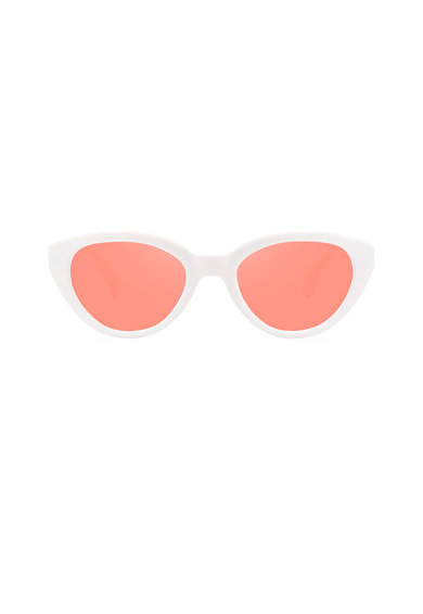 Miss Hamptons Ochelari de soare cat-eye cu lentile oglinda Femei